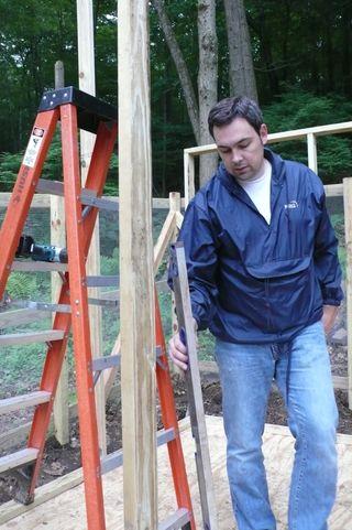 Coop Build Ladder