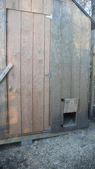 Guinea Door
